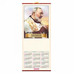 San Pio - Calendario In Canna