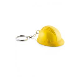 Portachiavi con antistress a forma di casco Personalizzato