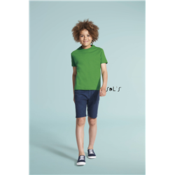 T-SHIRT BAMBINO SOL'S IMPERIAL KIDS