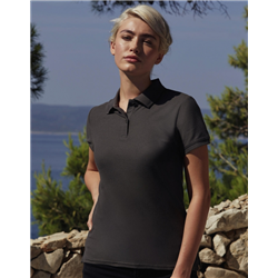 POLO DONNA FRUIT OF THE LOOM PREMIUM LADY-FIT